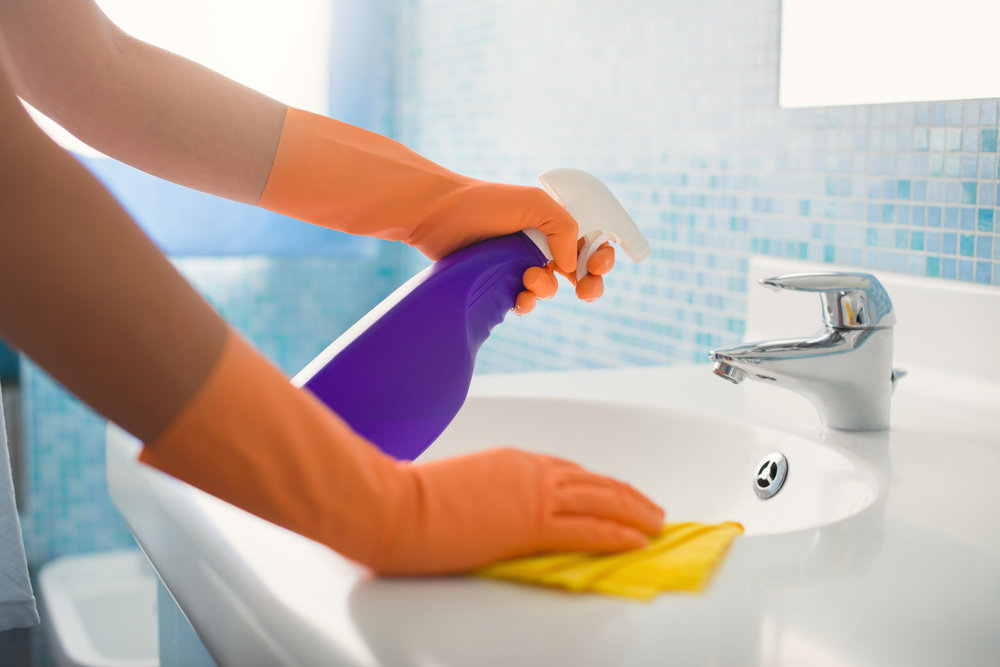 commercial cleaning services in Cleveland, OH